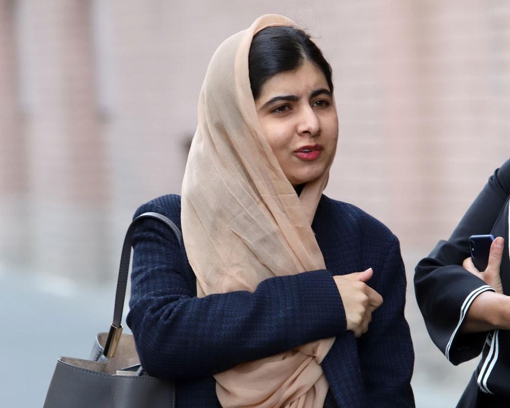 Admiring Malala Yousafzai
