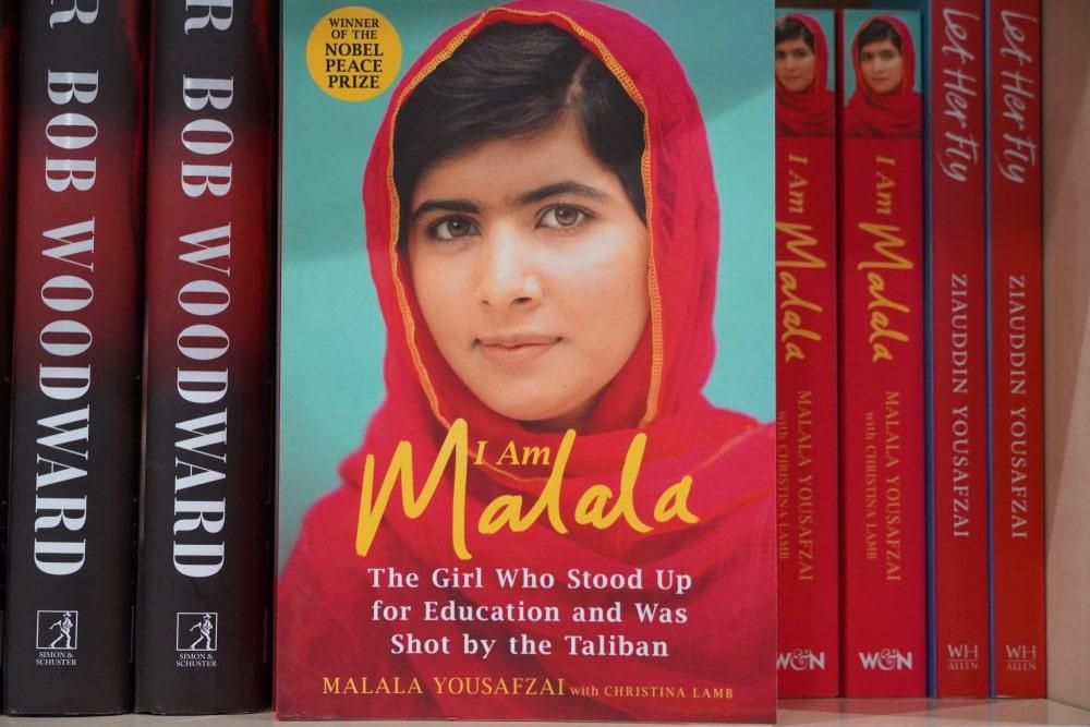 I am Malala Ypusafzai