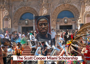 George Floyd Scott Cooper Miami